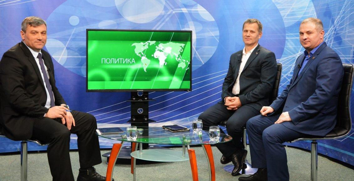 Сергей Анастасов и Анатолий Топал обсудили программу развития населенных пунктов Гагаузии в программе