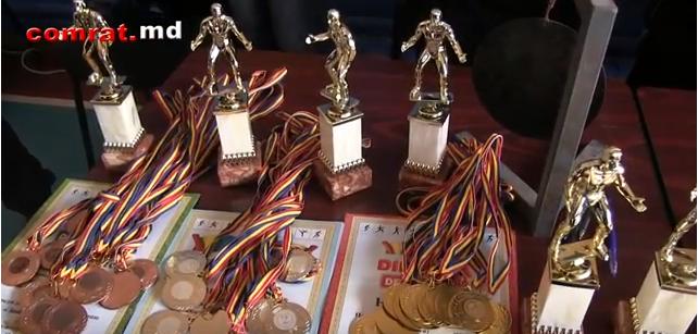В Комрате состоялся турнир по вольной борьбе на «Кубок Комрата»
