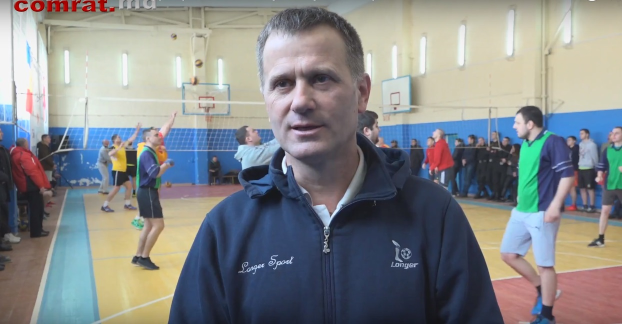 Подведены итоги турнира по волейболу среди мужчин (видео)