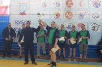 Самые ярки моменты турнира по волейболу среди мужчин (фоторепортаж)