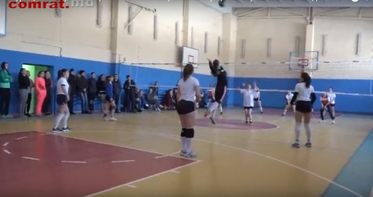 В турнире на «Кубок Комрата» по женскому волейболу приняли участие 7 команд