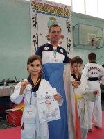 Новые победы юных тхэквондистов