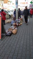 В Комрате состоялся очередной рейд по ликвидации уличной торговли(фоторепортаж)