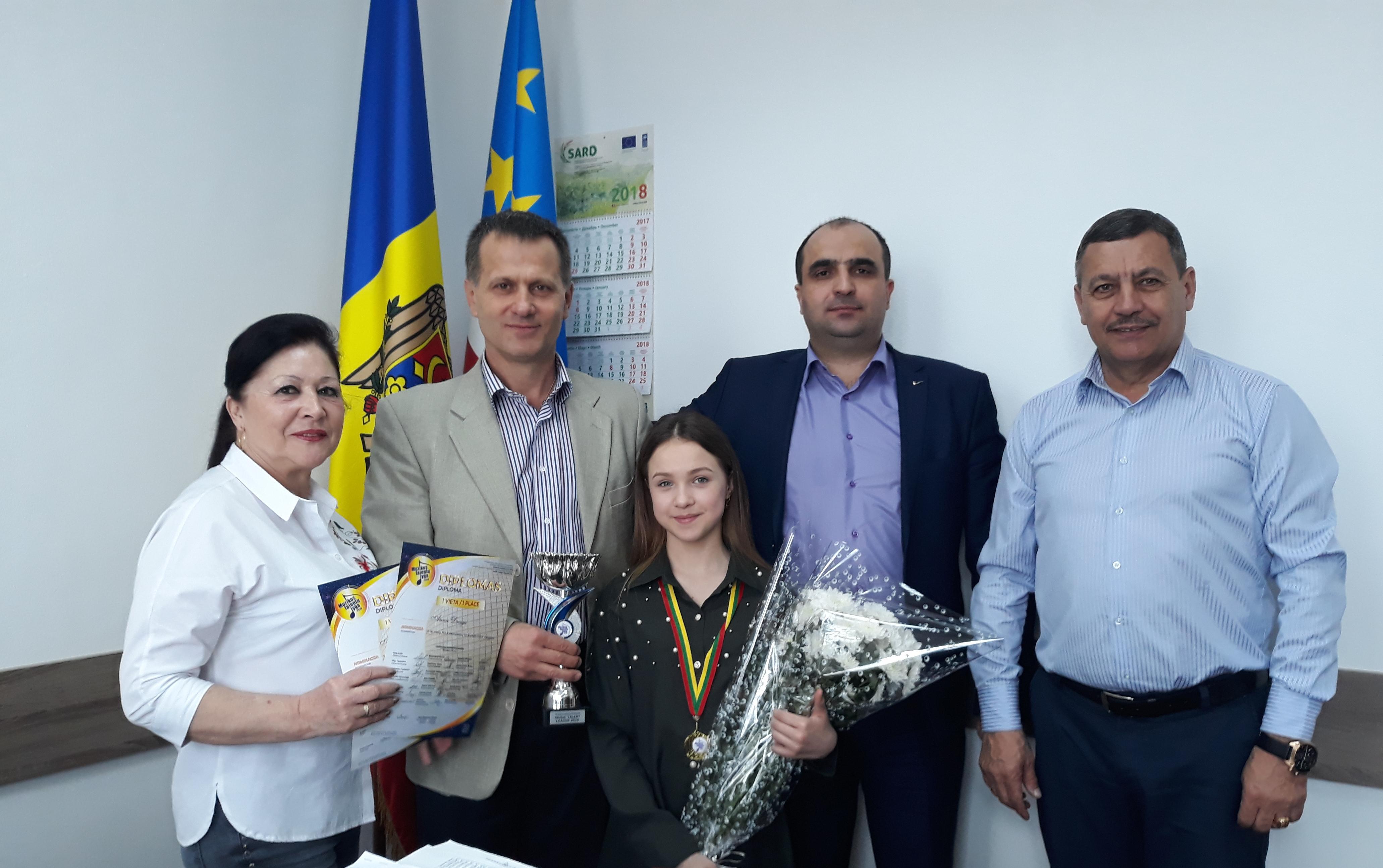 Новая победа Анны Драгу