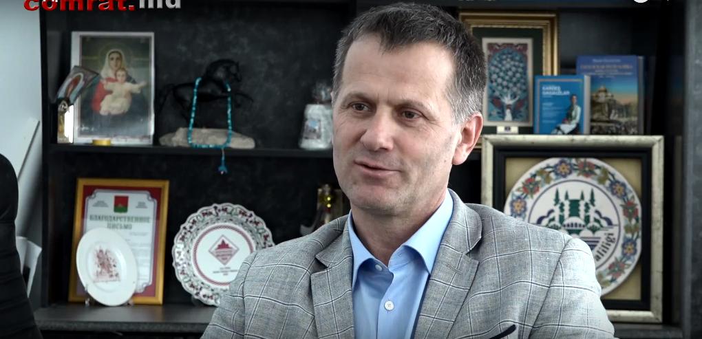 Руководство Комрата поздравляет горожан с праздником Светлой Пасхи (видео)