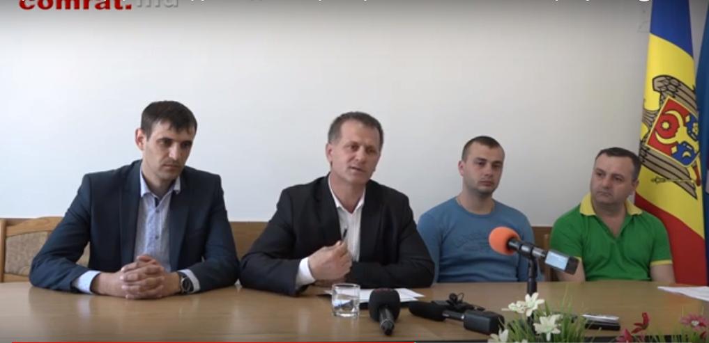 Пресс-конференция руководства примэрии и МП ЖКХ по вопросу муниципального рынка(видео)