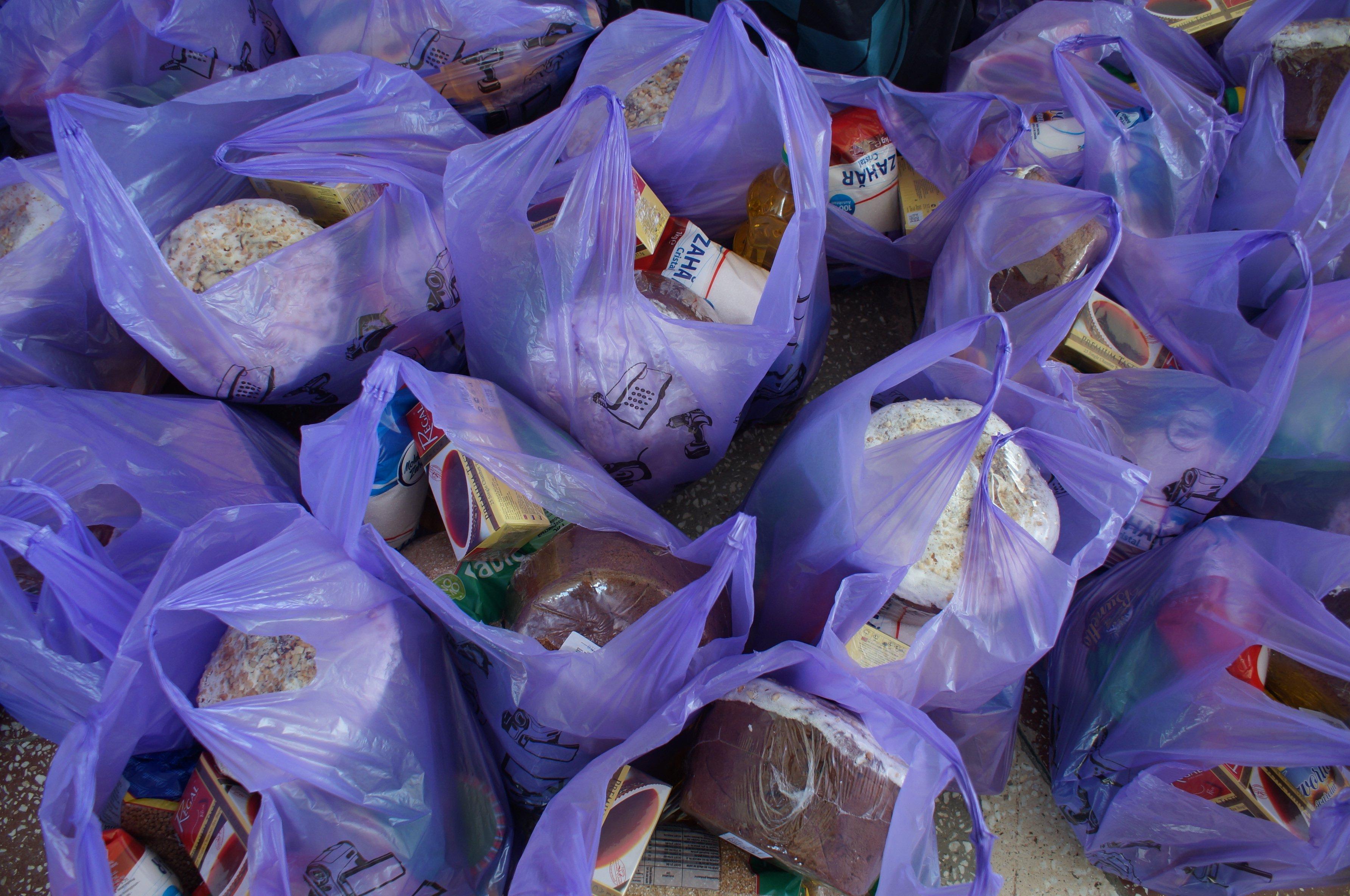 Примэрия Комрата выделила продуктовые пакеты для 200 жителей из числа социально-уязвимых слоев населения