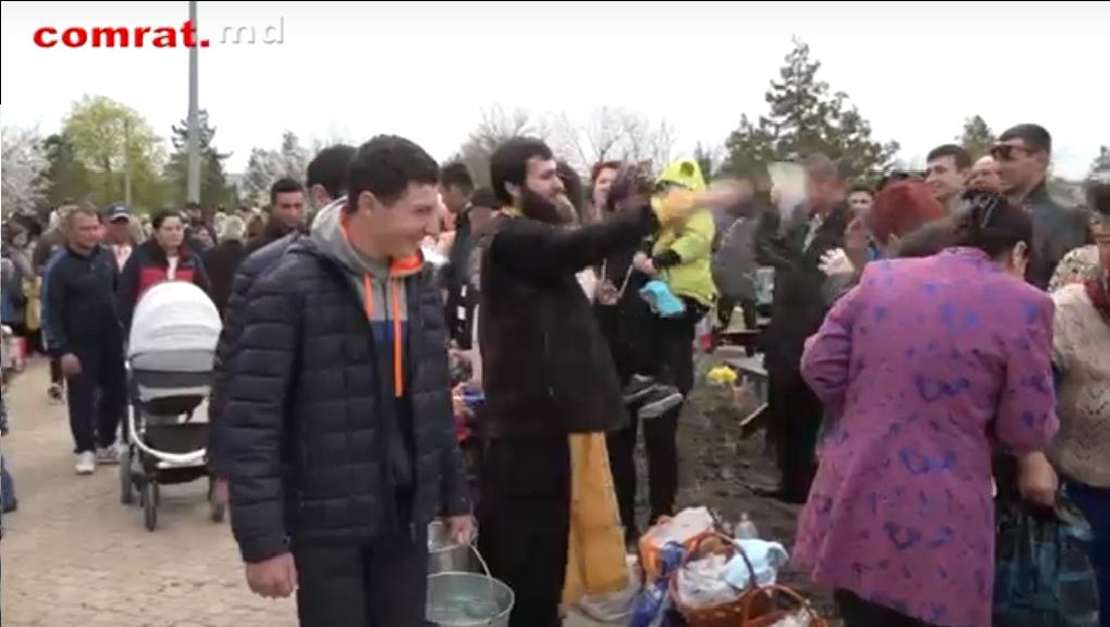 Радоница в Комрате(видео)