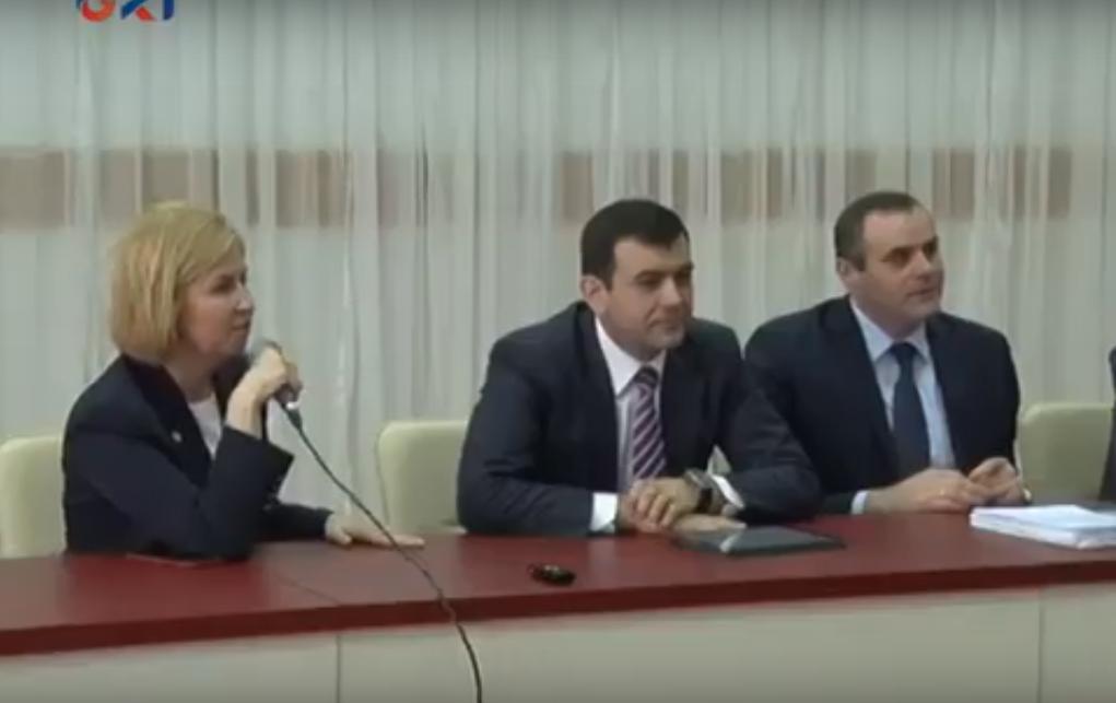 В Комрате обсудили вопросы, связанные с состоянием дорог(видео GRT)