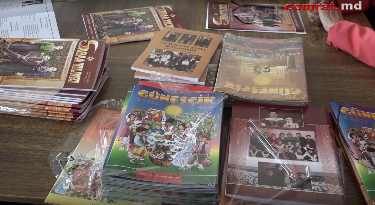Состоялась презентация журнала «Güneşçik»,посвященная 70-летию детской библиотеки