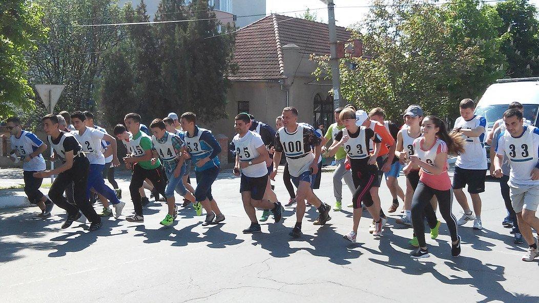 Ежегодный кросс- марафон пройдет в Комрате 29 апреля