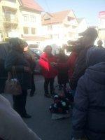В Комрате прошел очередной рейд по пресечению уличной торговли(фоторепортаж)