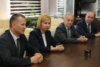 Примэрия Комрата и мэрия района Алтындаа г.Анкара подписали протокол о запуске проекта по реконструкции комратского ДК
