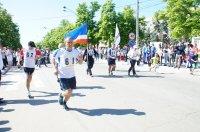 Самые яркие моменты кросс-марафона в Комрате(фоторепортаж)
