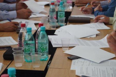 На 04 августа 2016г. запланировано очередное заседание муниципального совета Комрата.