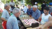 Самые яркие моменты турнира по шашкам и шахматам ко Дню Города (фоторепортаж)