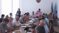 Заседание муниципального совета Комрат от 13 сентября 2016г (фоторепортаж).