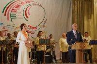 Вручение музыкальных инструментов коллективам АТО Гагаузии от Республики Татарстан (фоторепортаж)