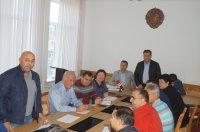 Заседание муниципального совета Комрат от 24 сентября 2016г (фоторепортаж)
