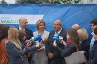 В Комрате состоялся второй международный инвестиционный форум «Gagauzia Invest» (фоторепортаж)