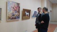 В Комрате открылась выставка художников Гагаузии и Приднестровья