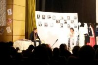Спектакль Комратского муниципального театра встретил большой интерес у публики