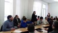 Состоялось расширенное заседание бюджетной комиссии муниципального совета Комрата
